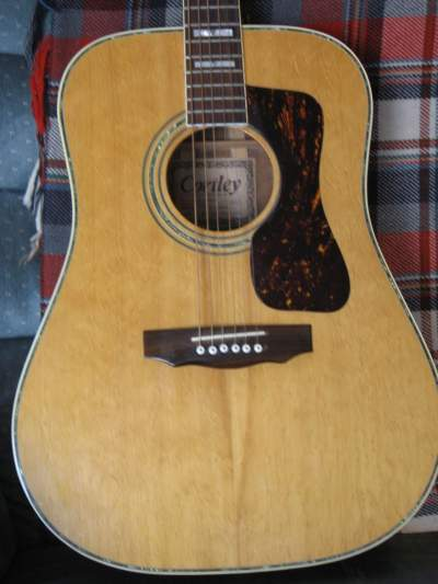 Cortley CF 45 Spruce Top