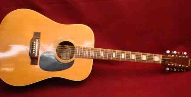 Cortley CF 150 Twelve String Acoustic Guitar!