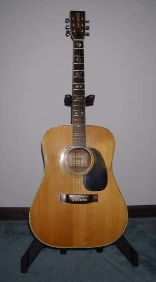 Cortley J 6000 Guitar
