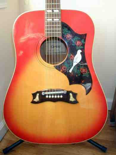 Cortley W 65-H Body  -  The H Series has a Solid Spruce Top